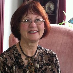 June Kelley Pierce Author Portrait