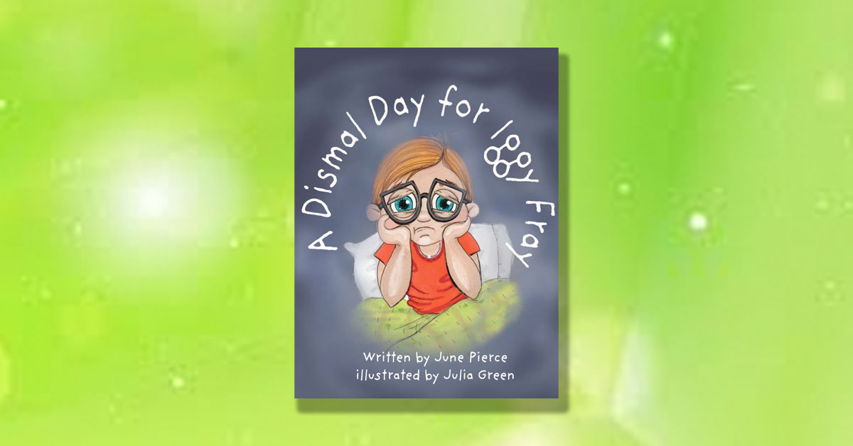Iggy Fray comes to live in a beautifully illustrated children's story by June K. Pierce.
